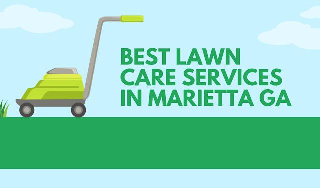 Best Lawn Care Services in Marietta Ga