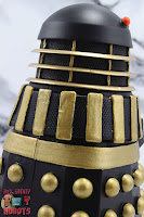 "Custom 'The Curse of Fatal Death"" Black Dalek 10"