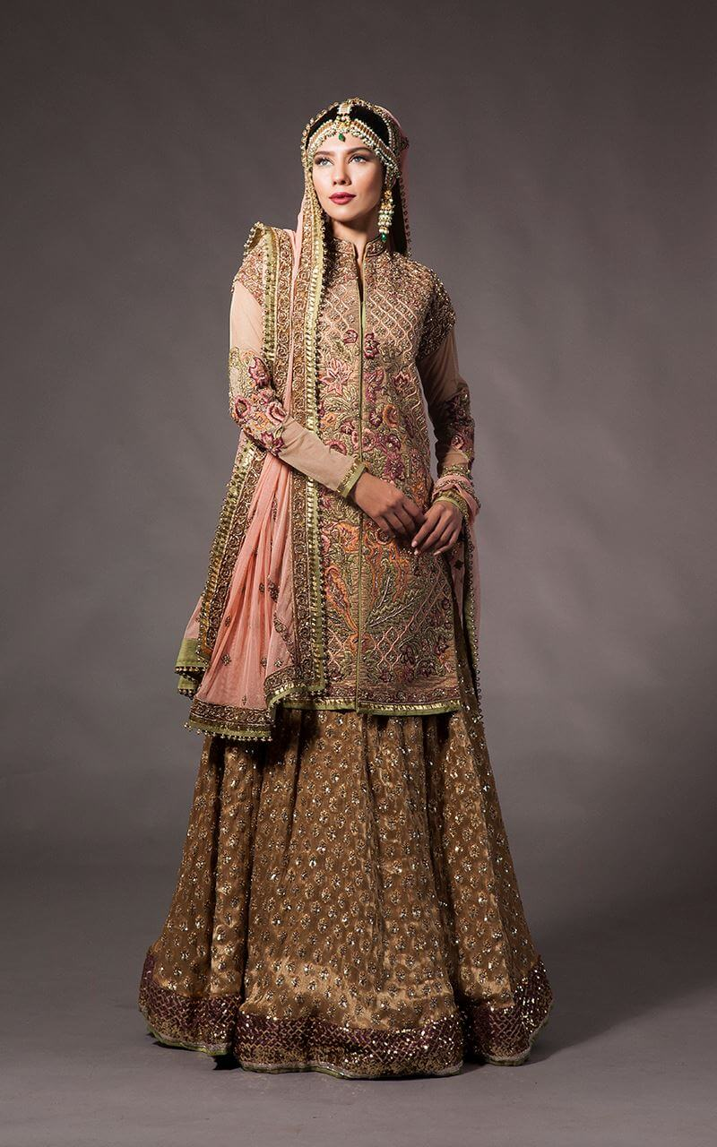 Fahad Hussayn Walima Bridal Suit