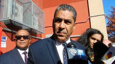 ¿Adriano Espaillat recibe amenazas de la Mara Salvatrucha?