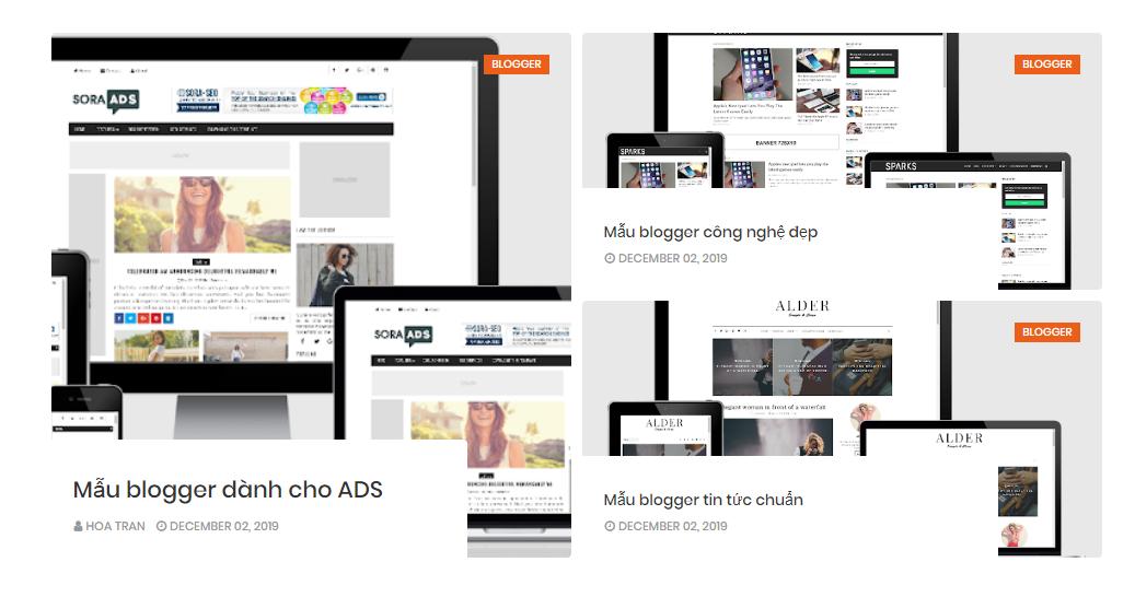 Giới thiệu trang web iblogserver