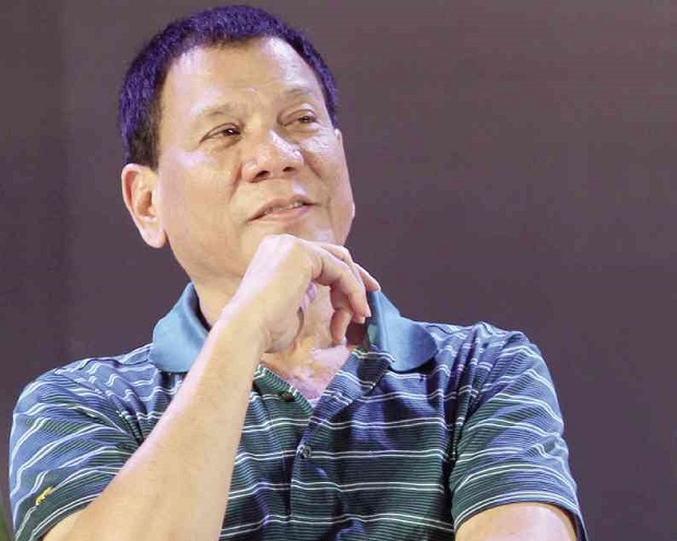 Rodrigo Duterte leads 7-11 survey