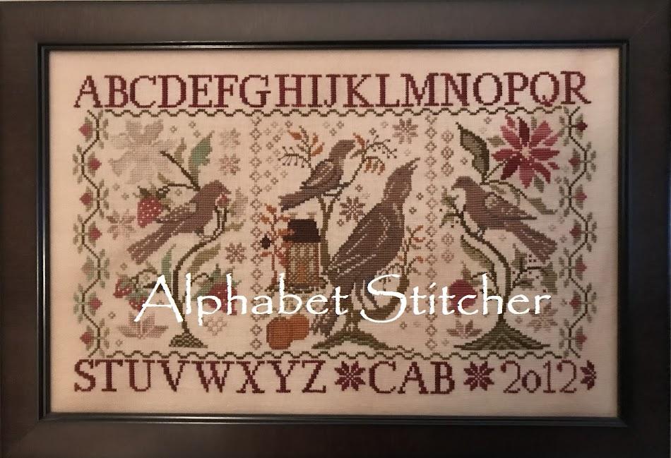 Alphabet Stitcher