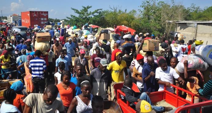 Autoridades haitianas no han explicado razón por la que prohibieron entrada de productos criollos a su país