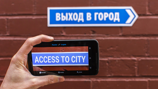 GOOGLE TRANSLATE - 10 Best Travel Apps For Travelling Enthusiasts