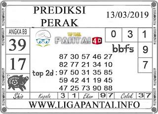 """Prediksi Togel """"PERAK"""" PANTAI4D 13 MARET 2019"""