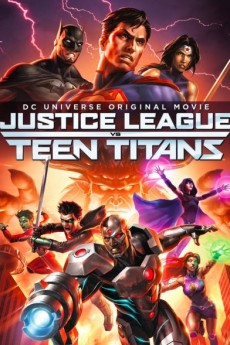 Nonton Film Online Justice League Vs. Teen Titans (2016)