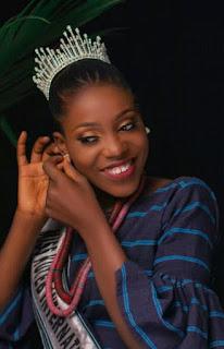 Miss Kuteb, Tsentop Akila felicitate with Kutebs on Kuchiheb Celebration.