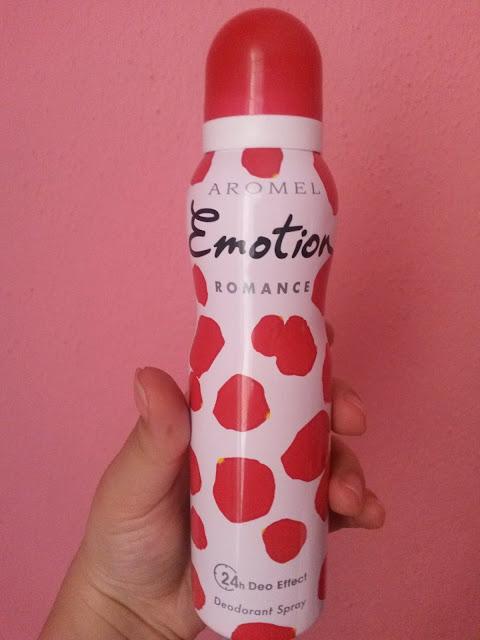 Emotion Romance deodorant