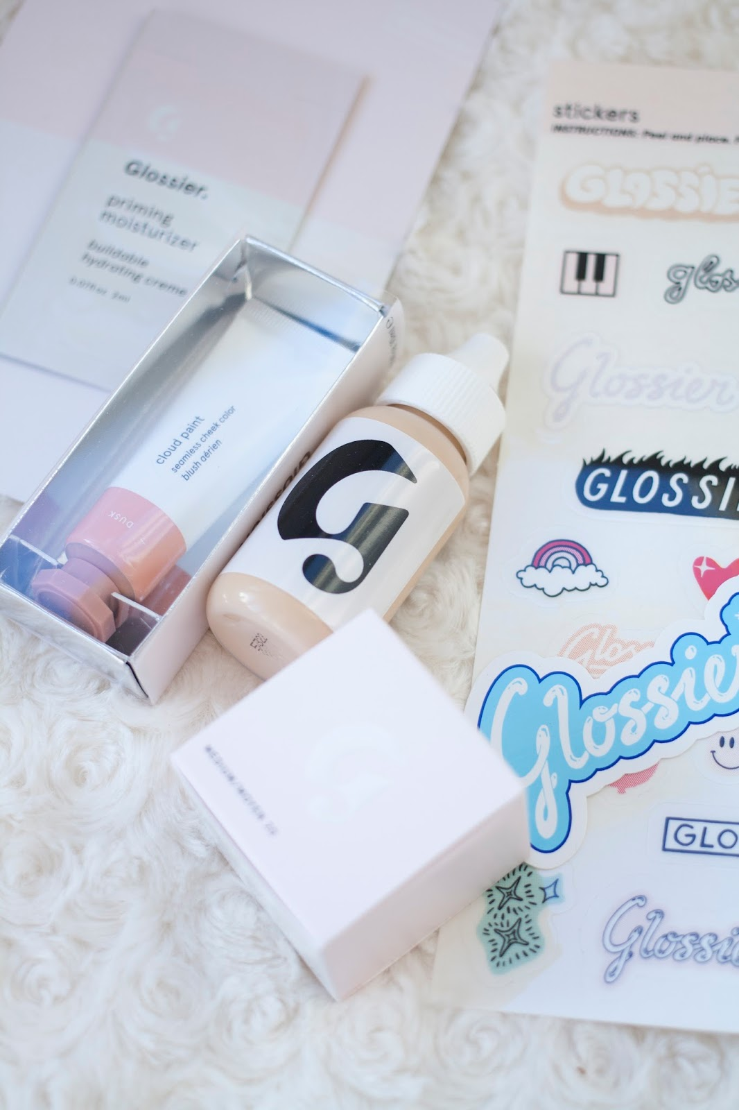 glossier, mymallbox.com, mymallbox review, mymallbox, mymallbox new zealand