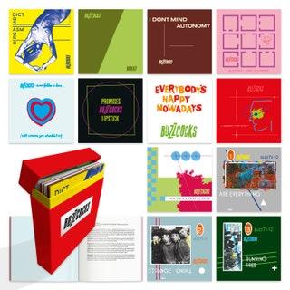 Buzzcocks - Complete UA Singles 1977-1980 Music Album Reviews