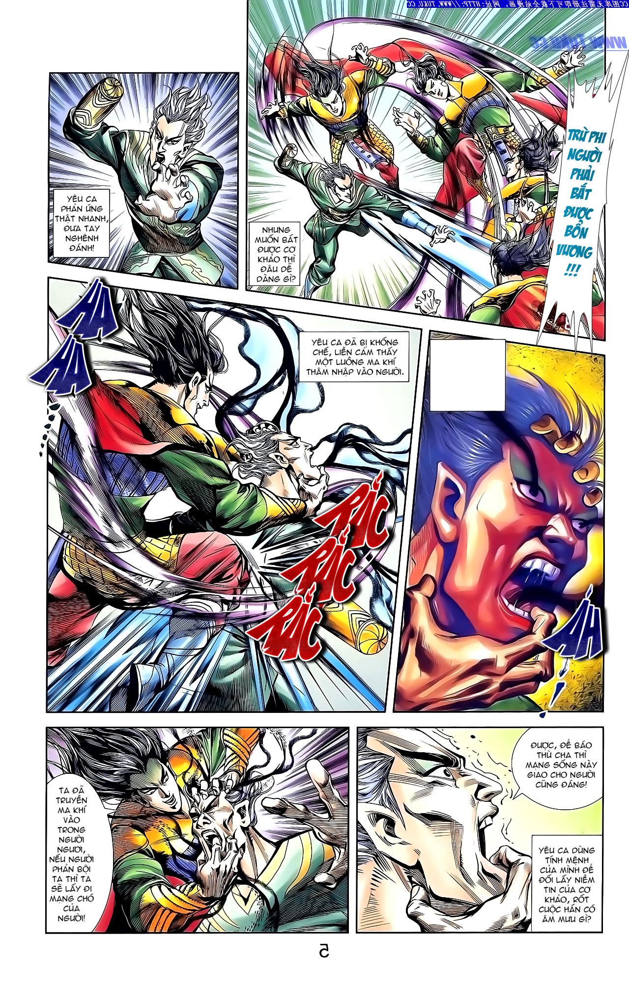 Cơ Phát Khai Chu Bản chapter 142 trang 13