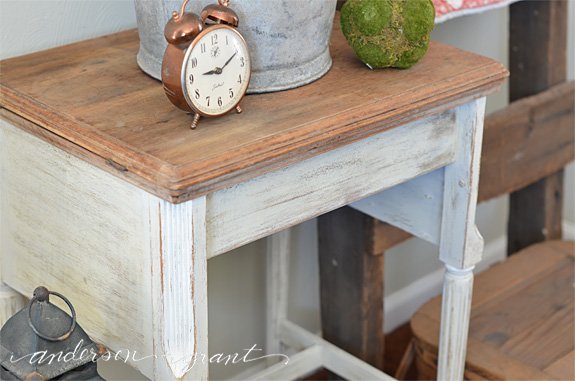 Refurbished Sewing Machine Table Makeover. March 16, 2015