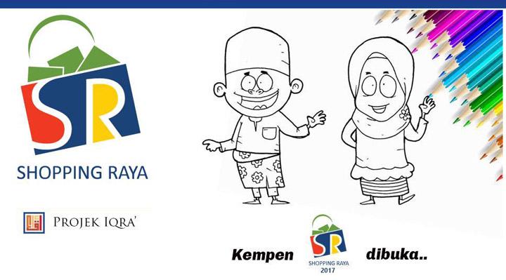 Mencari Penaja Anak Yatim Untuk Shopping Raya 2017