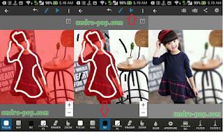 Cara Membuat Foto Blur (AutoFocus) di Android Super Keren!