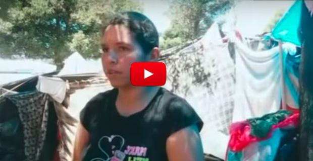 Venezolanos refugiados en Ecuador aseguran que no volverán a Venezuela para pasar hambre