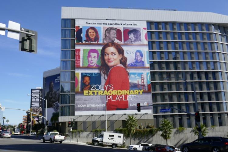Giant Zoeys Extraordinary Playlist season 1 billboard