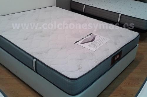 Nuevo colchón Sema Borgoña Cell 2015