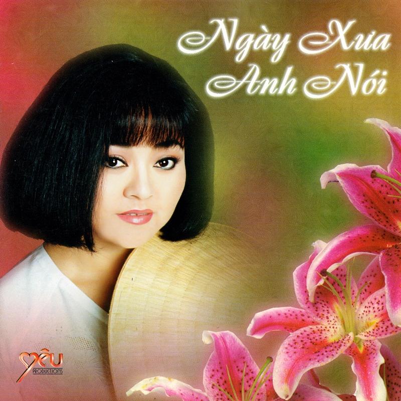 Yêu CD003 - Ngày Xưa Anh Nói (NRG)
