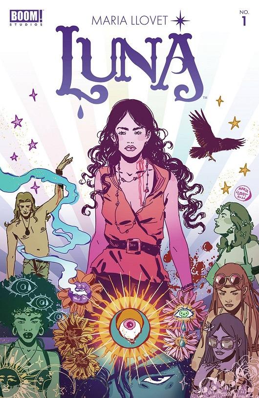 Cover of Luna #1