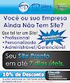 Aproveite!!! Planos CSD Sites com 10% de Desconto ou 1000 Cartões de Visita