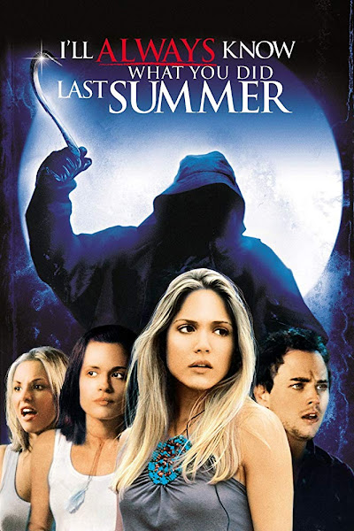 Poster of I'll Always Know What You Did Last Summer (2006) Dual Audio [Hindi-English] 720p BluRay ESubs Download