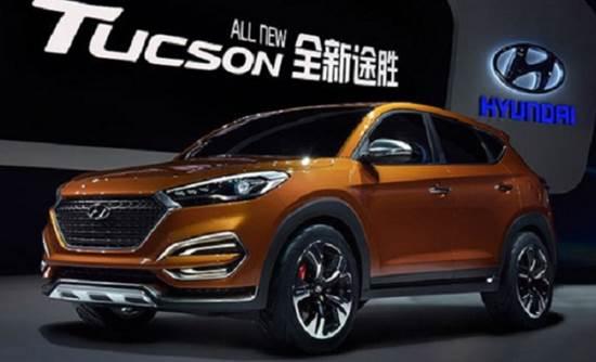 2018 Hyundai Tucson Redesign Release Price Engine Specs