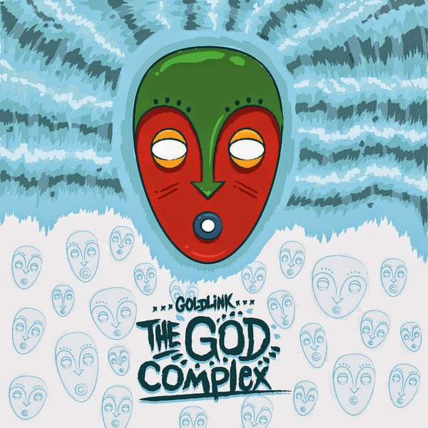 GoldLink - The God Complex (Deluxe Edition) Cover