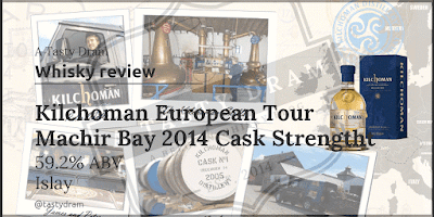 Kilchoman European Tour Bottling 2014 Machir Bay