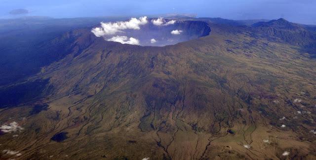 Gunung Berapi Paling Berbahaya Di Indonesia Salah Satunya Gunung Tambora