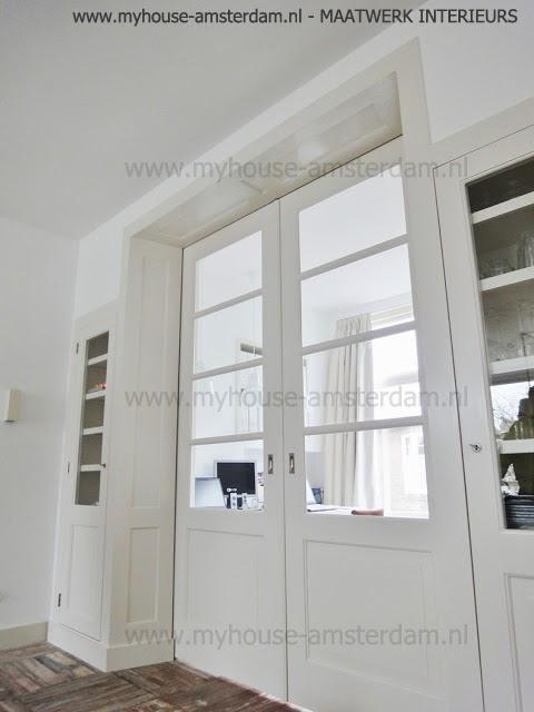 Iets Nieuws My House - Amsterdam : Kamer en-suite in moderne ruimtes #KU33