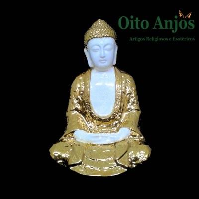 Buda Dourado | Oito Anjos Artigos Religiosos e Loja Esotérica