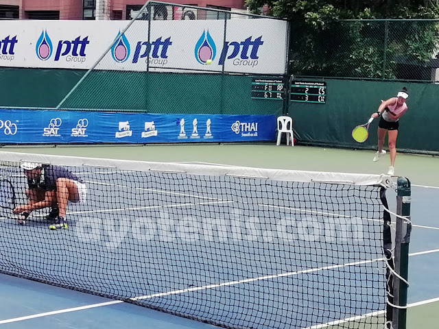 Aldila Pijakkan Kaki ke Final ITF World Tennis Tour Thailand 25K