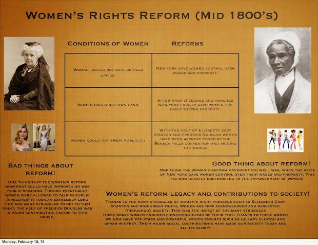 Mooney' Teaching World 19th Century Reform Movement