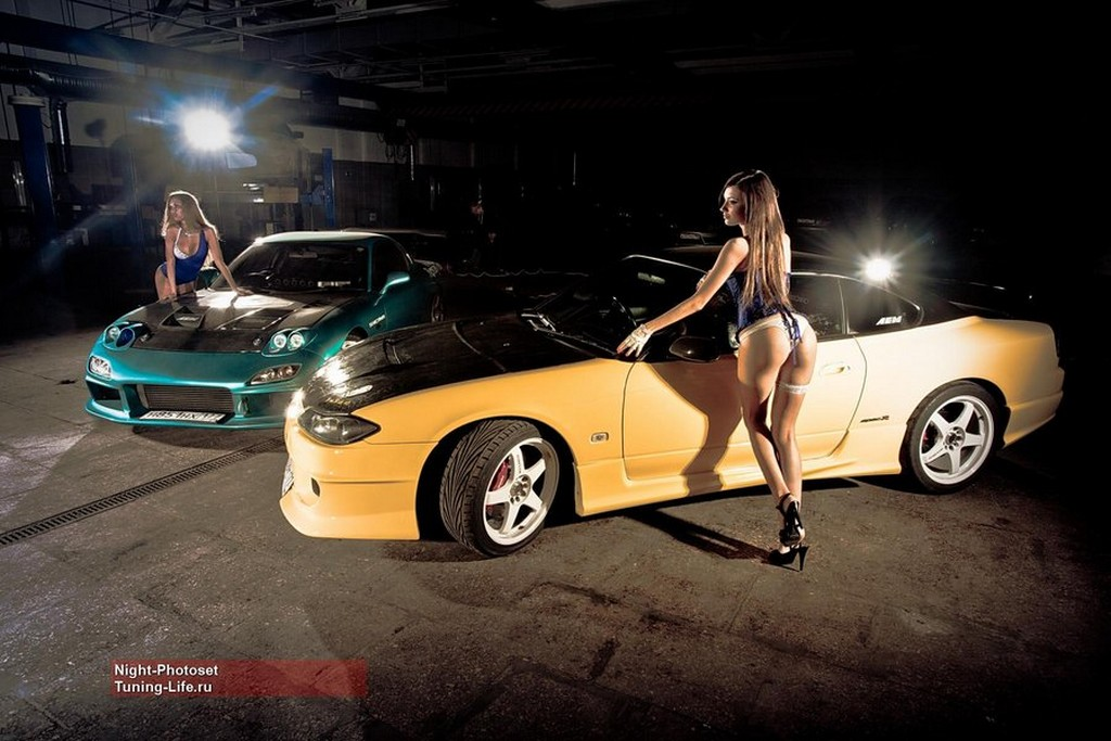 Custom Party 2015 Vol.7 - Tuning Cars JAPAN - YouTube