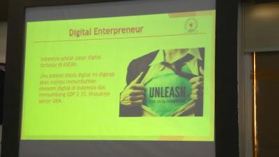 Bekraf Digital Entrepreneurship