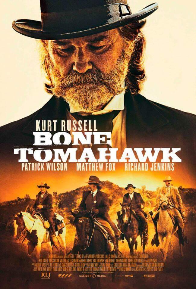 Movie Bone Tomahawk (2015)