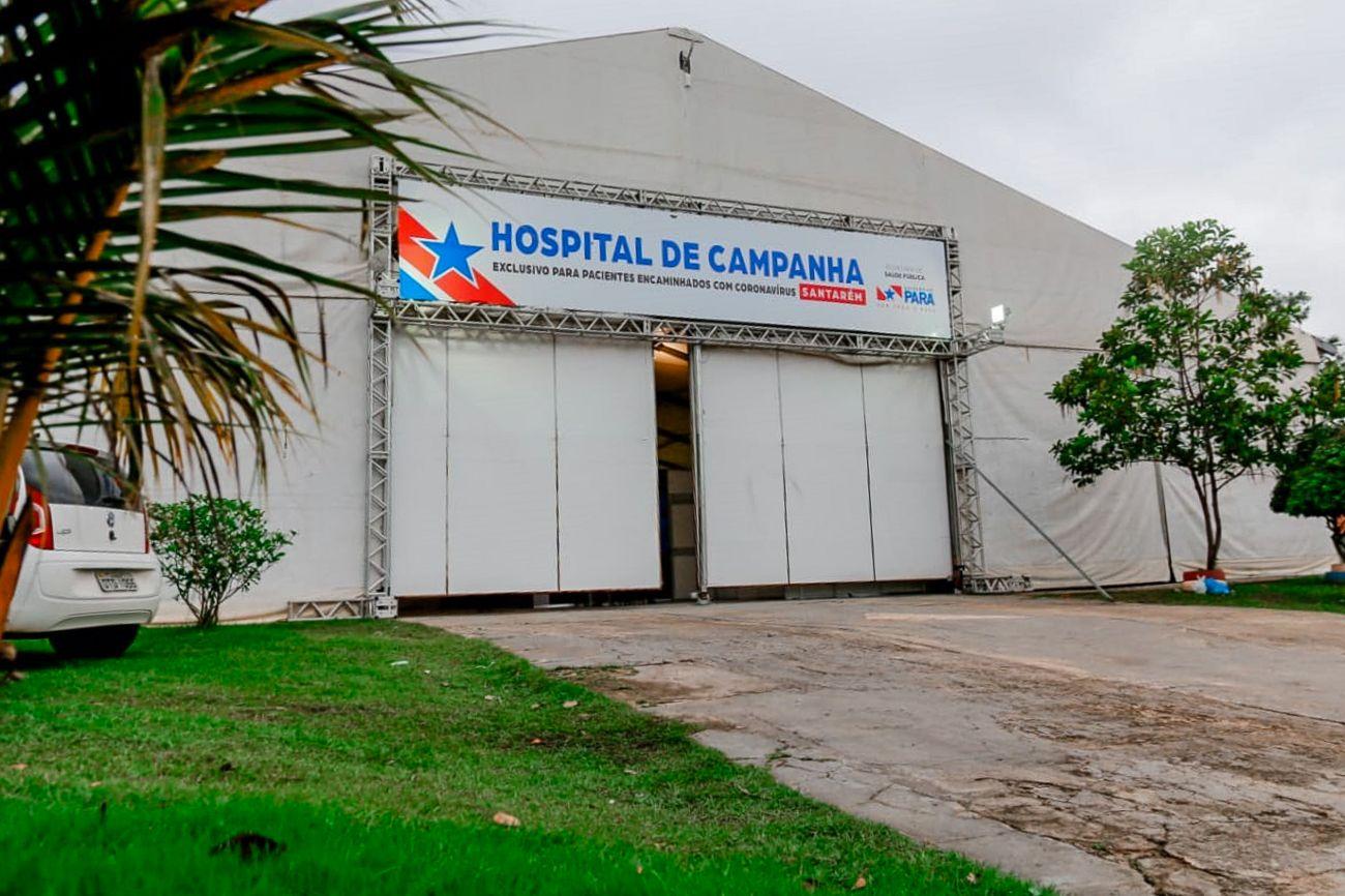 Ação do MP obriga Pará a equipar HCS com mais 40 respiradores para desafogar UPA