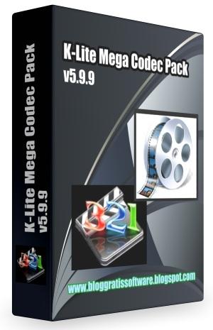 Free download k lite mega codec pack seni rupa - K lite codec pack download free ...