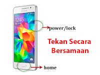 Cara Mengambil Screenshot di HP Samsung Semua Tipe