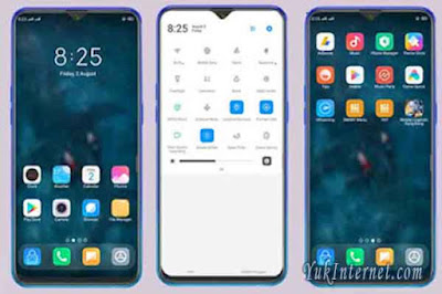 Download Tema Xiaomi MIUI OPPO Realme