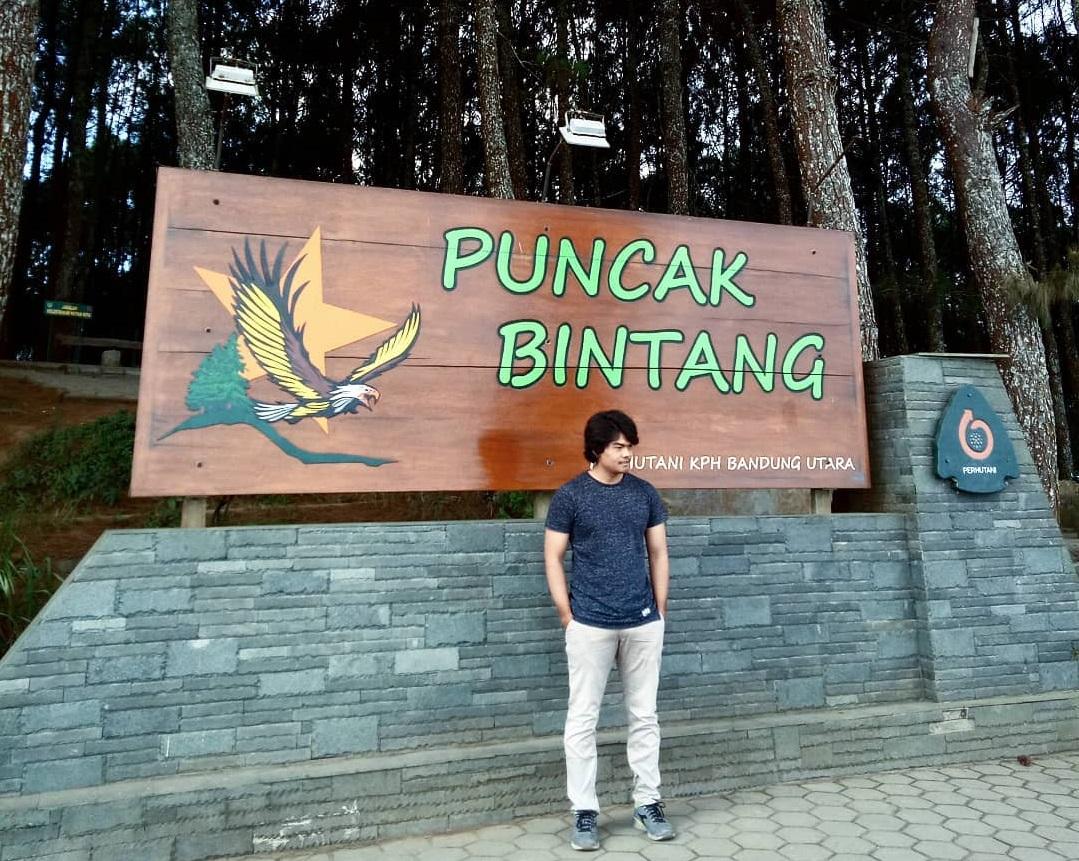Tiket Masuk dan Lokasi Puncak Bintang Bukit Moko Bandung