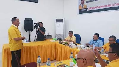 Memaknai Angin Segar Partai Golkar untuk Maruli Siahaan Menuju Medan 1