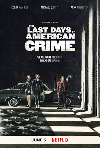 The Last Days of American Crime (Web-DL 720p Ingles Subtitulada) (2020)