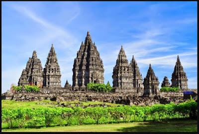 Sejarah Candi Prambanan di Yogyakarta