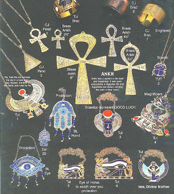 Mdw Ntr Jewelry Design Of Ancient Egyptian