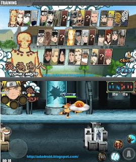 Naruto Senki Kill Mayhem Final v1.17 Apk