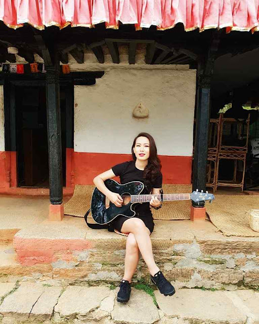 Trishna Gurung | Biography, Age, Height, Boyfriend, Income, Education, Family. Trishna Gurung is a most popular young rising singer, songwriter, and composer of Nepal. She is the multitalented, versatile and beautiful singer in Nepal. She has recorded more than twenty songs till the date and covers some of the popular songs. trishna gurung biography, trishna gurung boyfriend, nepali singer biography, nepali female singer biography, nepali beautuful singer, trishna gurung songs lyrics, trishna gurung free mp3 download, trishna gurung lyrics and chords, trishna gurung new song, maya pirati lyrics khani ho yahmu lyrics khani ho yahmu lyrics and chords sajako bela song download nepail song download latest nepali song