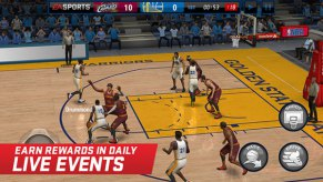 NBA Live Mobile: Διαθέσιμο δωρεάν για Android και iOS Tromaktiko