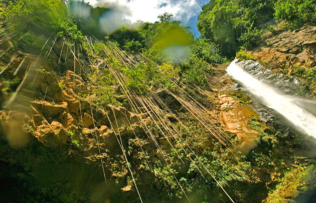 Natural Falls Wallpaper Free Download Tourist Attractions In Dominica Most Beautiful Places In
